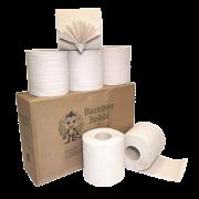 Bamboo Bobbi 3 Ply Toilet Roll