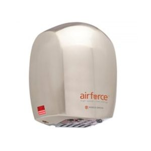 Airforce Eco Hand Dryer Brushed Satin