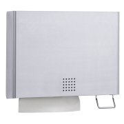 One Pure Combination Towel and Foam Soap Dispenser